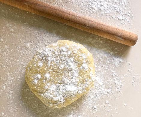 Sweet Shortcrust Pastry - Dough