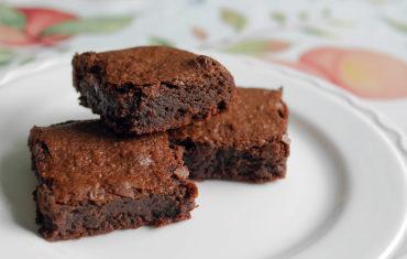 One-Bowl Fudge Brownie Recipe
